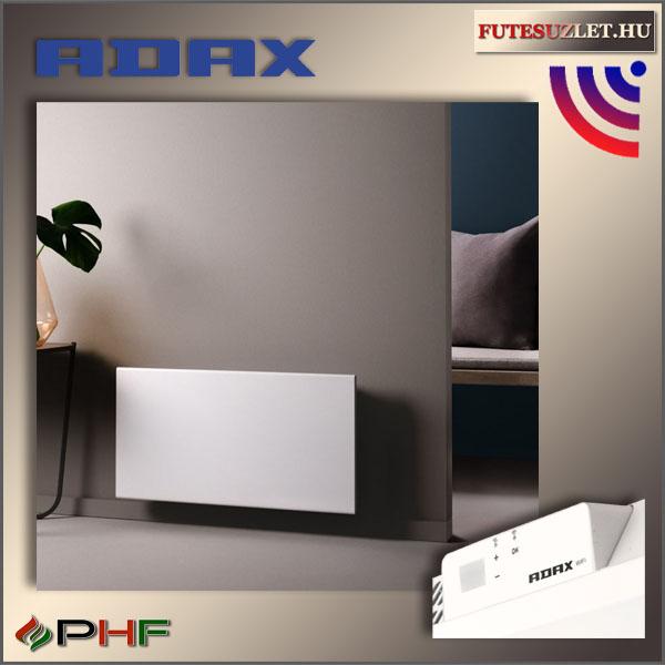Adax Neo wifi norvég panel fehér