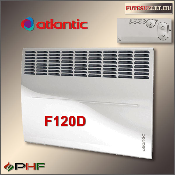 Atlantic F120D fűtőpanel