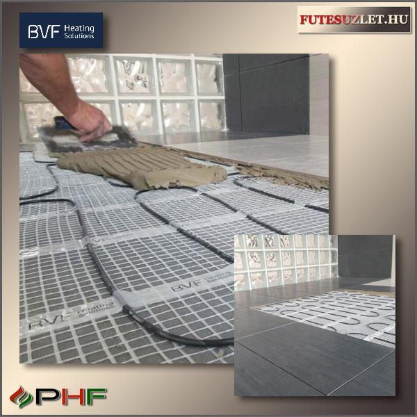BVF elektromos fűtőszőnyegek hidegburkolat, viny padló alá