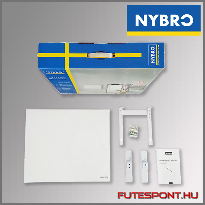 Nybro wifi fűtőpanel csomag